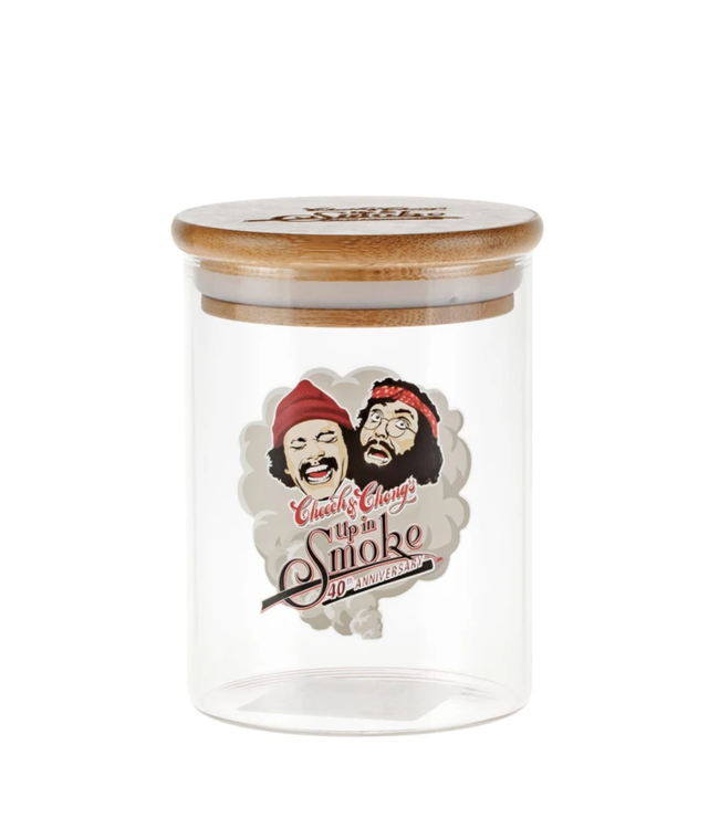Cheech & Chong Cheech & Chong Stash Jar Heads Medium