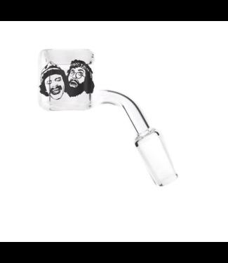 Cheech & Chong Cheech & Chong Quartz Thermal Banger 45°