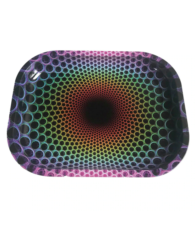 """Kill Your Culture Rolling Tray - 5.5"""" x 7"""" - Trippy"""