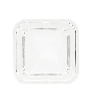 Glass Crystal Ashtray - Deep Cube