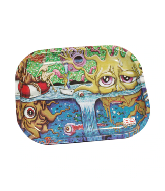 """Dunkees Dunkees Rolling Tray 5.5"""" x 7.5"""" Save Your Sunshine"""