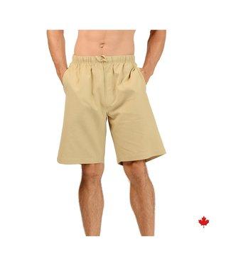 Eco-Essentials Men's Hemp/OC Drawstring Shorts