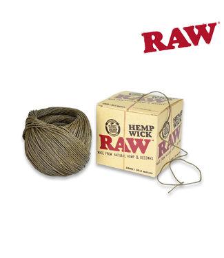 RAW RAW Hemp Wick 100'