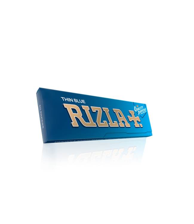 Rizla Rizla Thin Blue Papers Single Wide 50-Pack