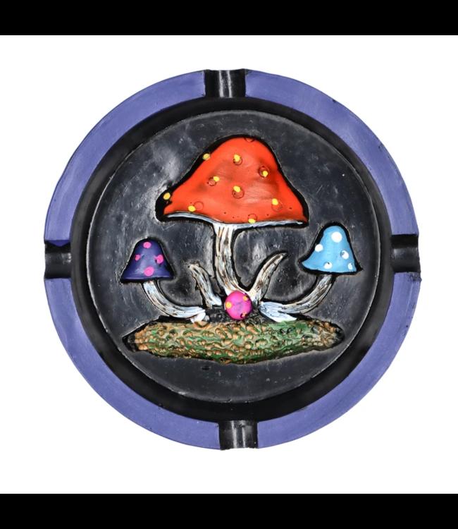 Mushrooms Ashtray