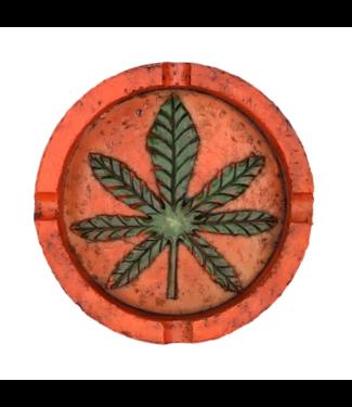 Pot Leaf Ashtray
