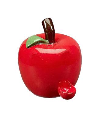 Ceramic Apple Pipe