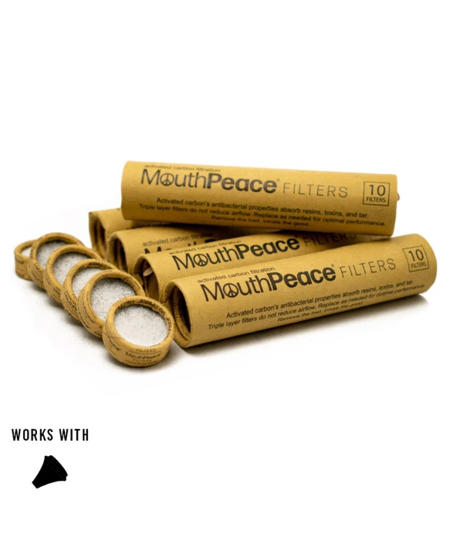 Moose Labs Moose Labs MouthPeace Filter Roll 10-Pack