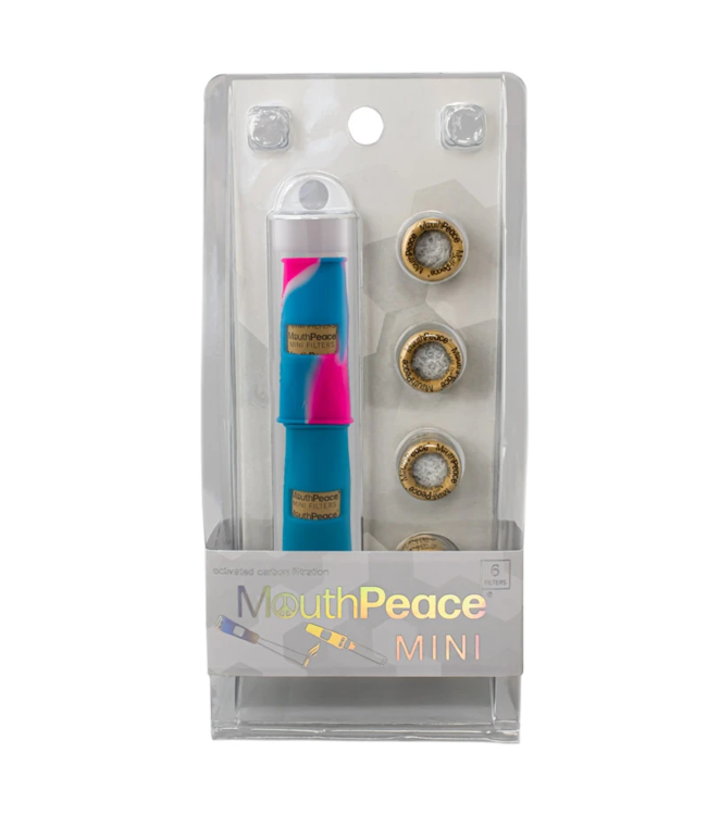 Moose Labs Moose Labs MouthPeace Mini Starter Kit Assorted Colours