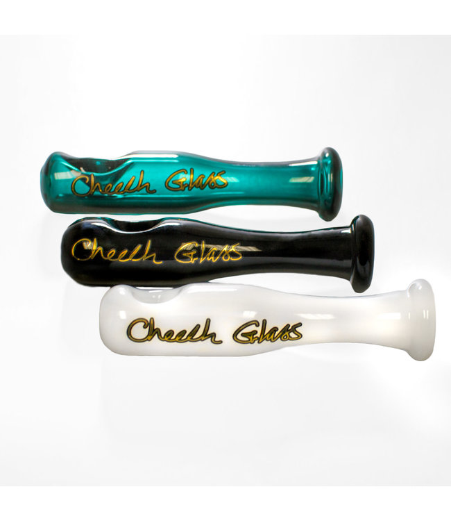 "Cheech Glass Cheech Glass 4"" Baseball Bat Hand Pipe White"