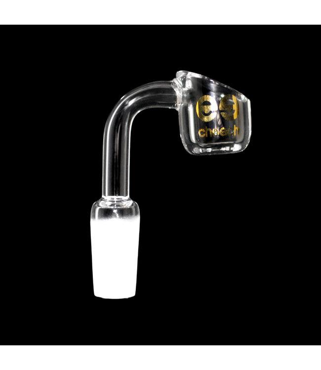 Cheech Glass Cheech Glass 4mm Quartz Banger 14mm Male 90°