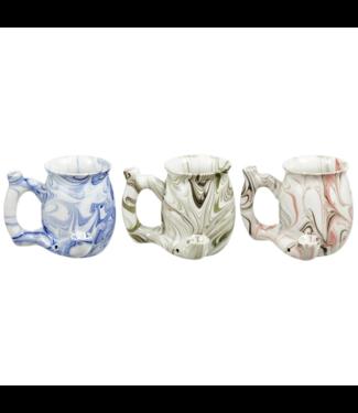Ceramic Mug Pipe 11oz
