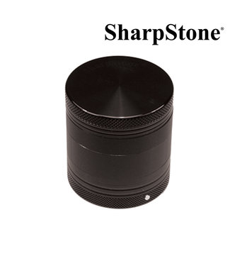 "SharpStone Sharpstone 4-Piece Vibrating Grinder 2.2"" Black"