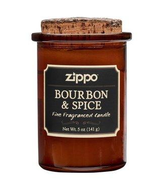 Zippo Zippo Candle Dark Bourbon & Spice 141g
