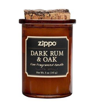 Zippo Zippo Candle Dark Rum & Oak 141g