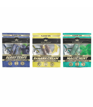 King Palm King Palm Terps Filters 2-Pack