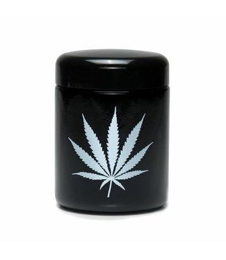 420 Science 420 Science UV Screw Top Jar Silver Leaf Large