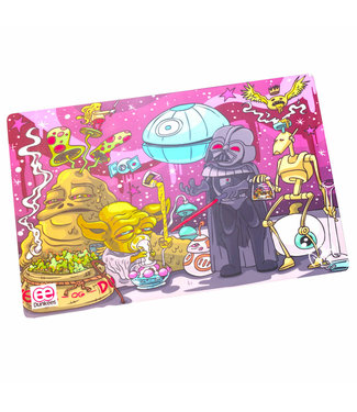"""Dunkees Dunkees 11"""" x 17"""" Silicone Dab Mat Dab Wars"""