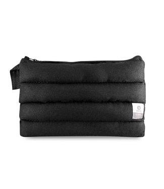 "Vatra Vatra 11"" x 6.5"" Padded Bag Black Hemp"