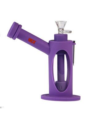 "FLX 7"" Silicone Alternator Bong Purple"
