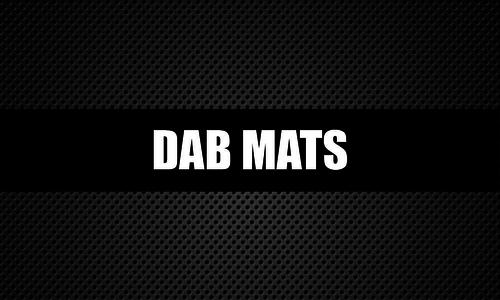 Dab Mats