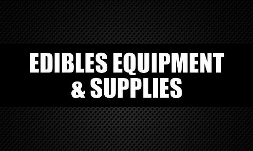 Edibles Equipment & Supplies