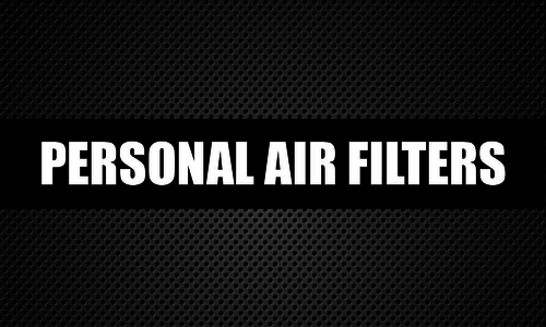 Personal Air Filters