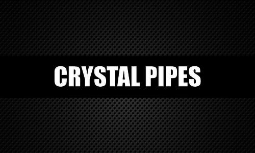 Crystal Pipes