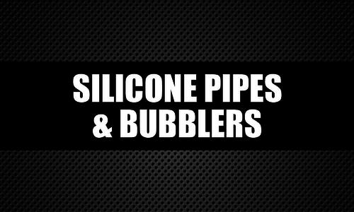 Silicone Pipes & Bubblers
