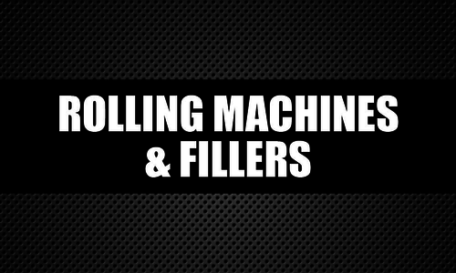 Rolling Machines & Fillers