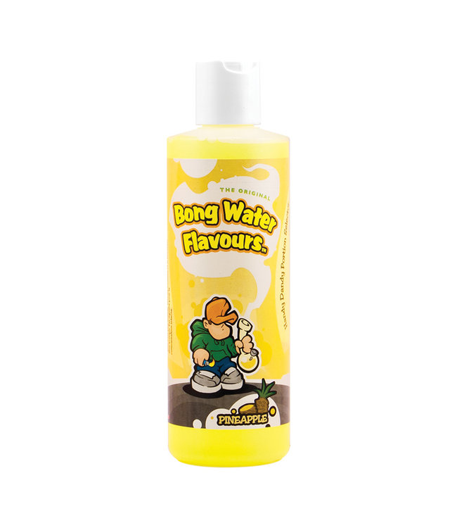Bong Water Flavours Pineapple