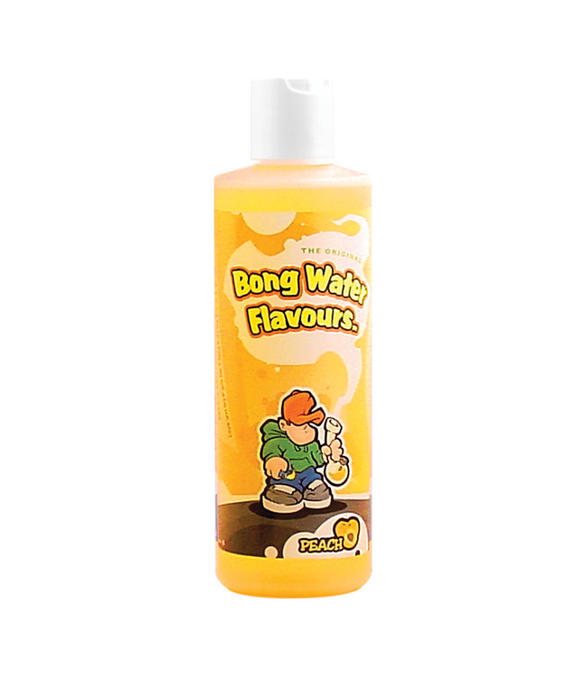 Bong Water Flavours Peach