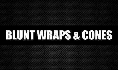 Blunt Wraps & Cones