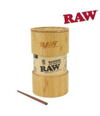 RAW RAW Bamboo Six Shooter King Size