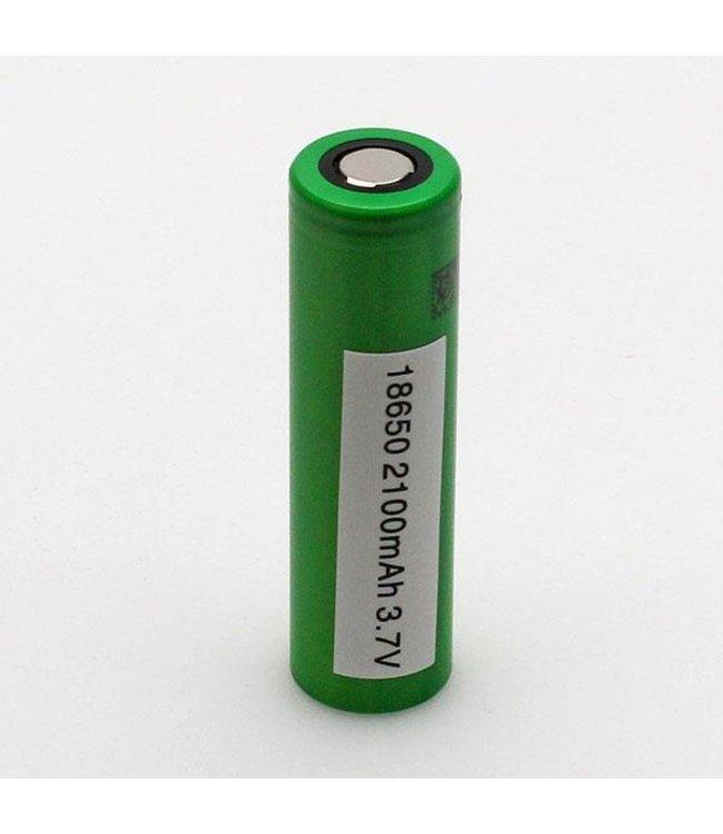 18650 Battery 2100mAh 30A 3.7v Green