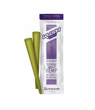 Kush Kush Cones w/ Terpenes 2-Pack Purple