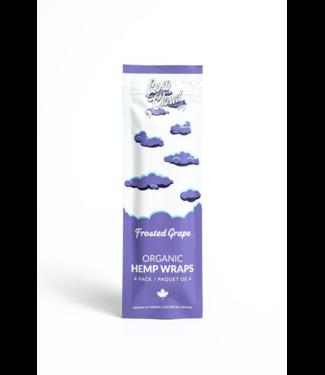 Low Cloud Low Cloud Organic Canadian Hemp Wraps Frosted Grape