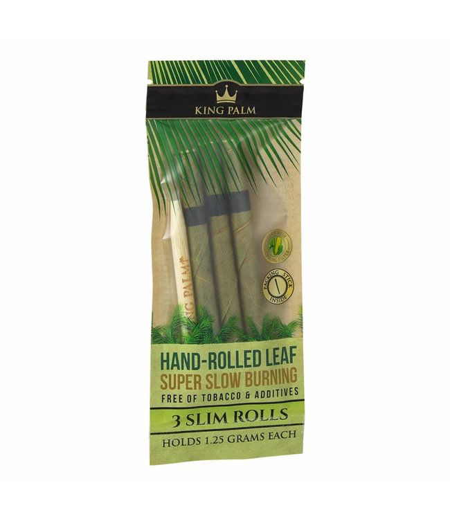King Palm King Palm Slim Pre-Roll Pouch 3-Pack