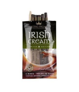 King Palm King Palm Mini Irish Cream Pre-Roll Pouch 5-Pack