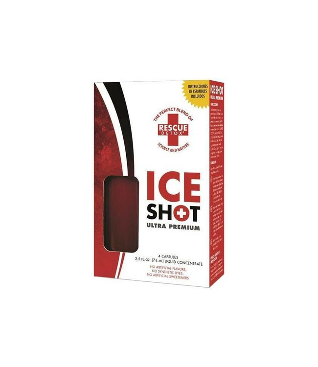 Rescue Detox Rescue Detox Ice Shot Kit w/ 4 Caps & 2.5oz Shot