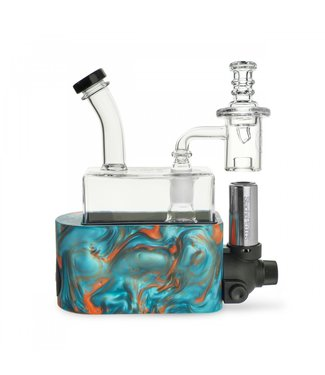 Stache Products Stache RIO (Rig-In-One) Dab Rig Kit Teal