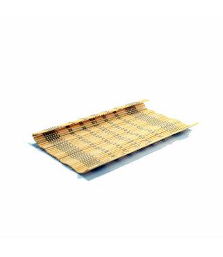 Brightbay Natural Bamboo Rolling Mat