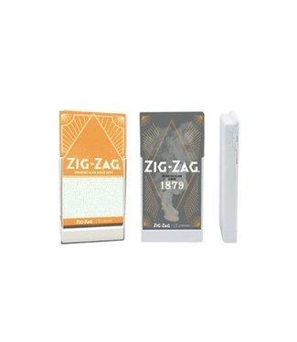 Zig Zag Zig Zag JPAQ Duo Case for 5 Pre-Rolls Black Assorted