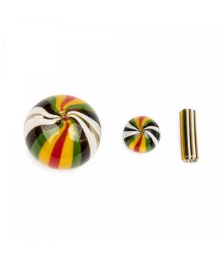 GEAR Premium GEAR Premium Terp Slurper Heat Bead & Cap Set