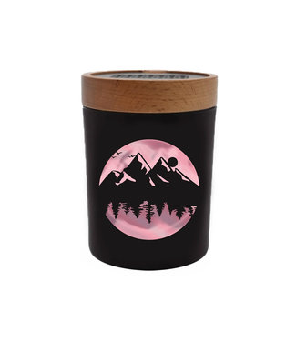 V Syndicate V Syndicate SmartStash Jar High Elevation Pink Medium