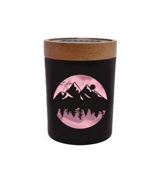 V Syndicate V Syndicate SmartStash Jar High Elevation Pink Small