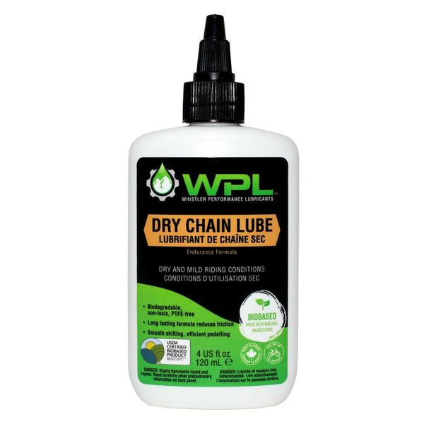 Whistler Performance (WPL) WPL ChainBoost Dry Chain Lubricant