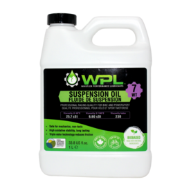 Whistler Performance (WPL) WPL Shock Boost Suspension Oil 7Wt