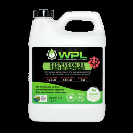 Whistler Performance (WPL) WPL Shock Boost Suspension Oil 2.5Wt