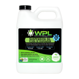 Whistler Performance (WPL) WPL Shock Boost Suspension Oil 20Wt